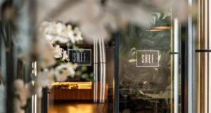Новая терраса ресторана Shef в Киеве. Главное фото