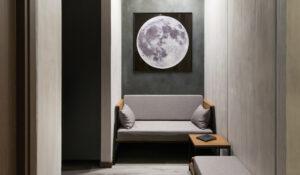 Office full moon