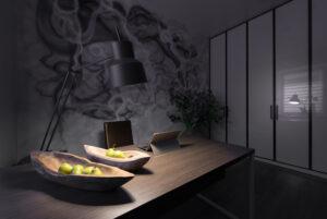 Офис Full Moon. Дизайн интерьера офиса в Киеве. Дизайнер интерьера Юлия Байдык. Студия дизайна интерьера Alta Idea Design Studio, Киев _ 3