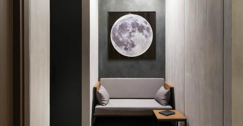 Офис Full Moon. Дизайн интерьера офиса в Киеве. Дизайнер интерьера Юлия Байдык. Студия дизайна интерьера Alta Idea Design Studio, Киев