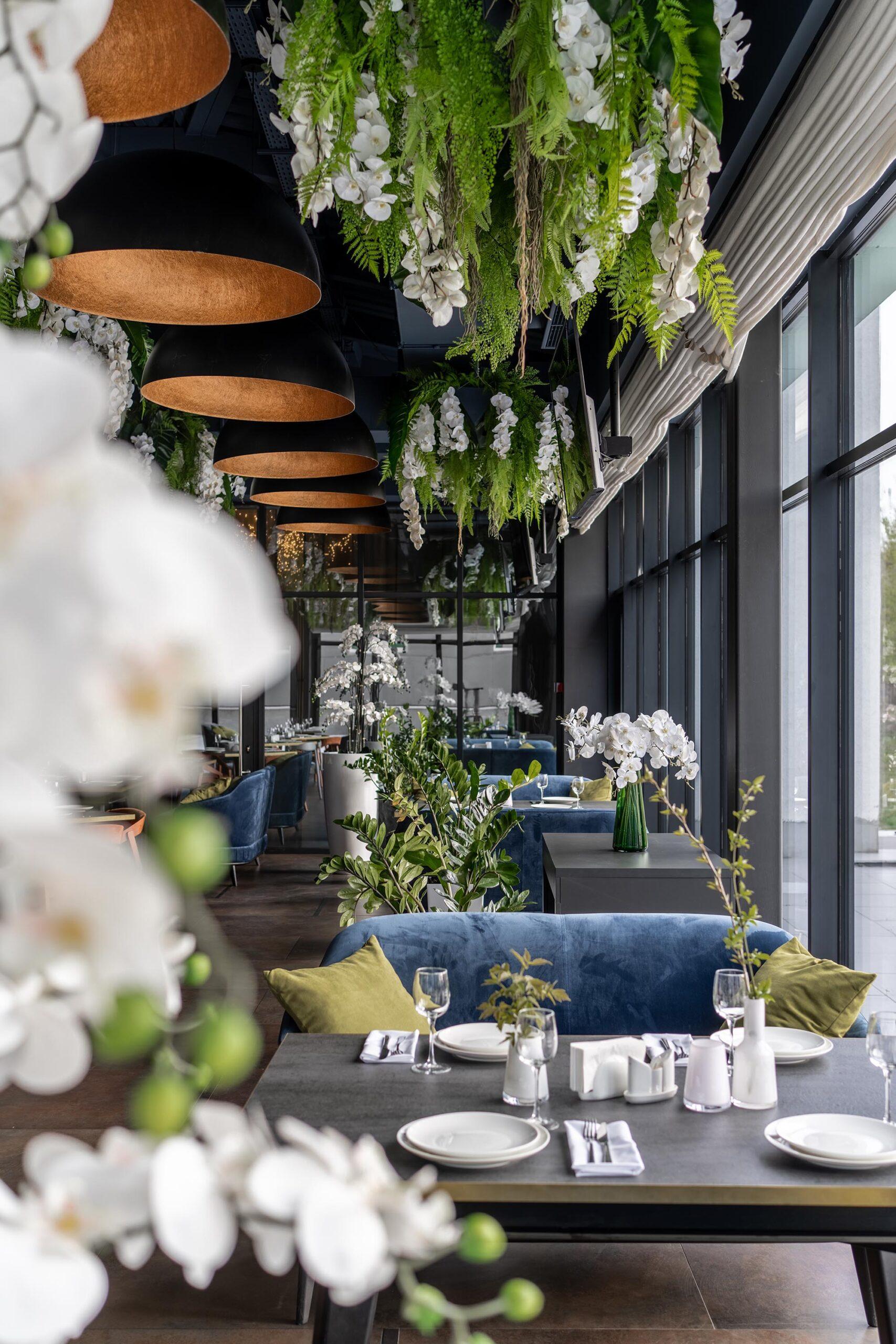Shef Terrace. Дизайн интерьера террасы ресторана в Киеве. Студия дизайна интерьера Alta Idea Interior Design, Киев 1