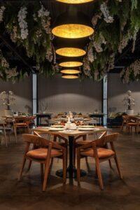 Shef Terrace. Дизайн интерьера террасы ресторана в Киеве. Студия дизайна интерьера Alta Idea Interior Design, Киев 10