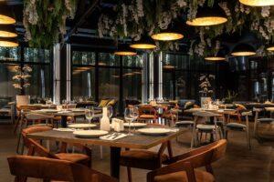 Shef Terrace. Дизайн интерьера террасы ресторана в Киеве. Студия дизайна интерьера Alta Idea Interior Design, Киев 11