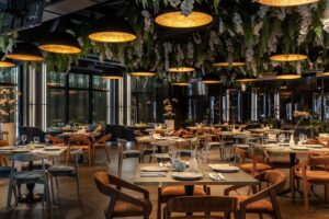 Shef Terrace. Дизайн интерьера террасы ресторана в Киеве. Студия дизайна интерьера Alta Idea Interior Design, Киев 12