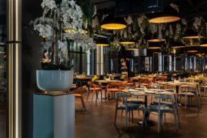 Shef Terrace. Дизайн интерьера террасы ресторана в Киеве. Студия дизайна интерьера Alta Idea Interior Design, Киев 13