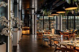 Shef Terrace. Дизайн интерьера террасы ресторана в Киеве. Студия дизайна интерьера Alta Idea Interior Design, Киев