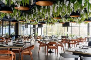Shef Terrace. Дизайн интерьера террасы ресторана в Киеве. Студия дизайна интерьера Alta Idea Interior Design, Киев 3