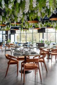 Shef Terrace. Дизайн интерьера террасы ресторана в Киеве. Студия дизайна интерьера Alta Idea Interior Design, Киев 4