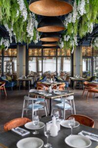 Shef Terrace. Дизайн интерьера террасы ресторана в Киеве. Студия дизайна интерьера Alta Idea Interior Design, Киев 7