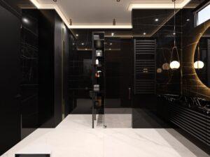 Villa N. Дизайн частный дом Киев. Alta Idea Design Studio