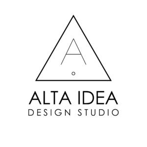 Alta Idea Design Studio Logo