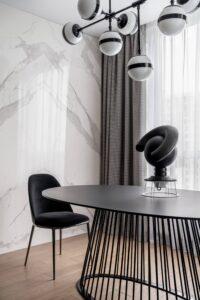 Дизайн интерьера Киев, проект Affect. Студия дизайна Alta Idea